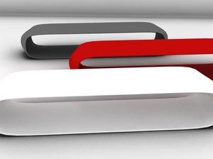 bench loop 3d 3ds