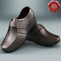 Mens Magnetic Shoes