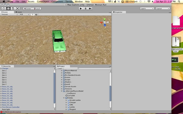 unity car drive 3ds free