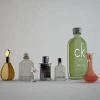 3d model perfume