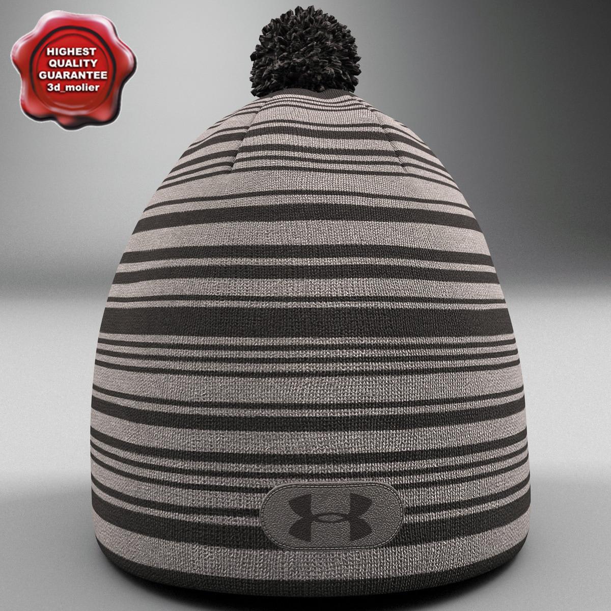 3ds winter hat v2