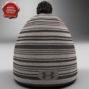 3ds winter hat v2