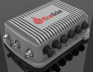 firetide radio 3d model