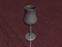 goblet 3d max