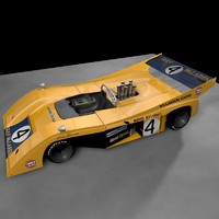 3d model mclaren m20 peter revson
