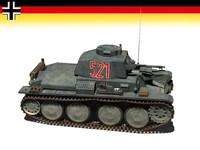 3d 38 t tank armor