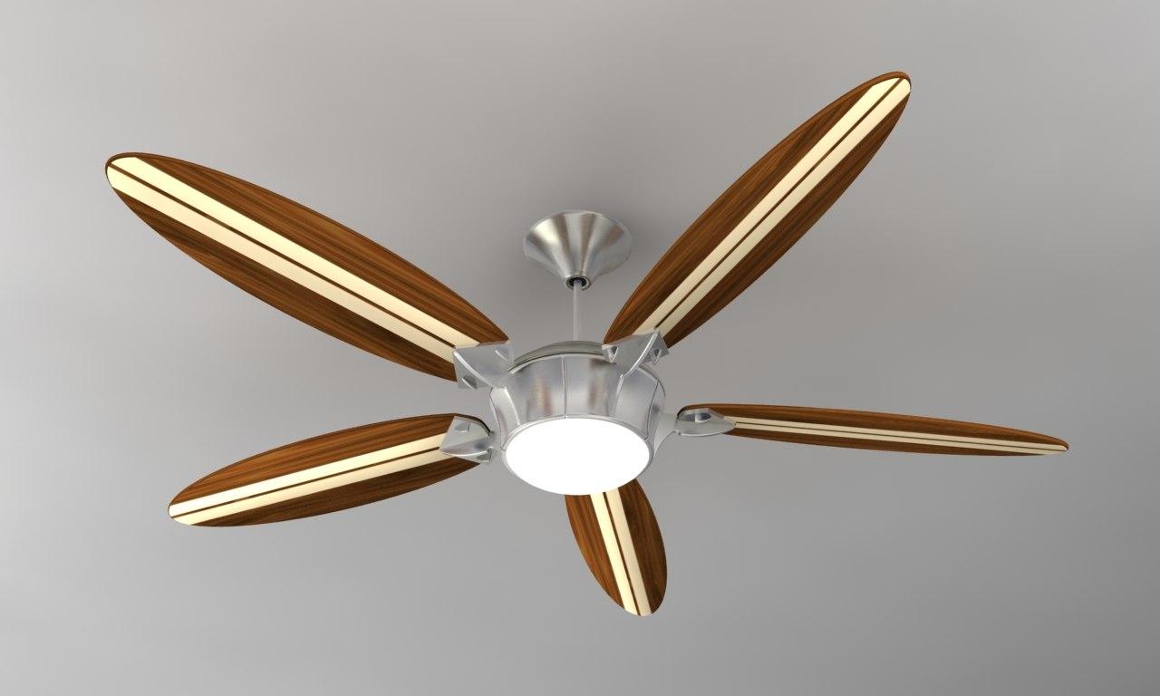 Surfboard Ceiling Fan