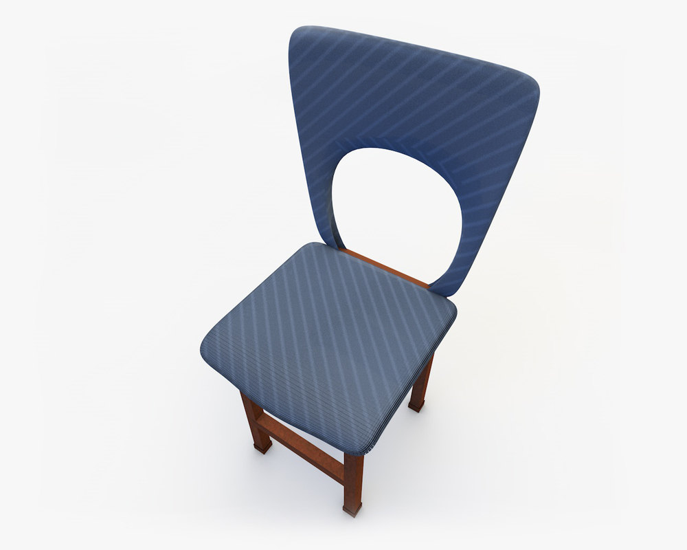 design chair 3d c4d