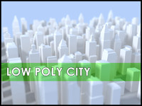 Low Poly City