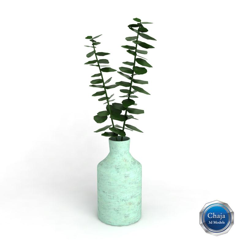 3d model vase
