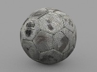 soccer ball 3ds free