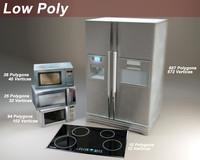 pack microwaves refrigerator cooktop max