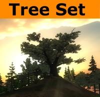 Model Tree Set