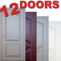 doors 3d max