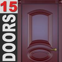 15 Doors Pack