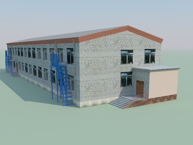 3d model houses building games