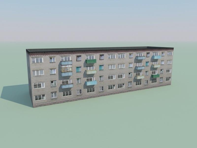 houses building games 3d model