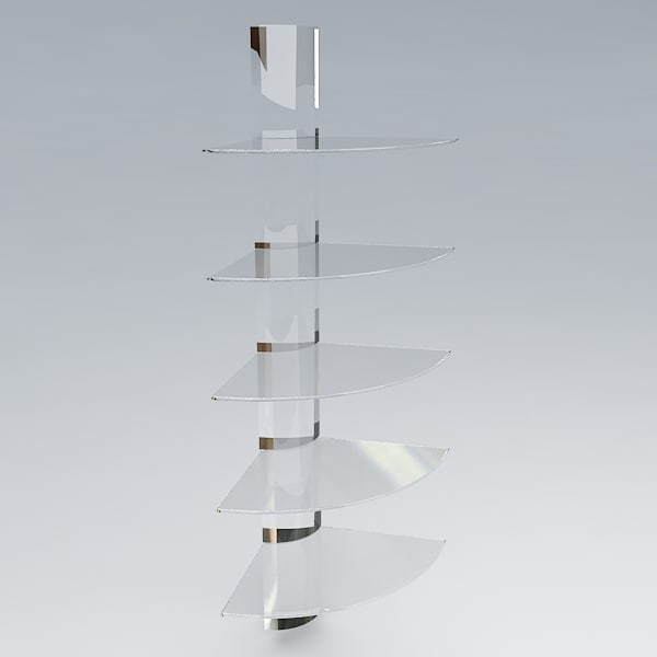free max mode shelves glass