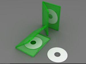 3d max dvd case