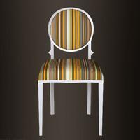 3d model kenzo grace chair