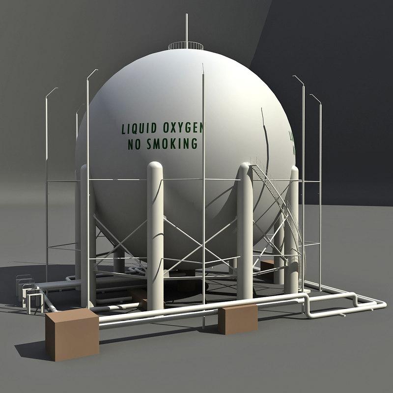 max oxygen storage