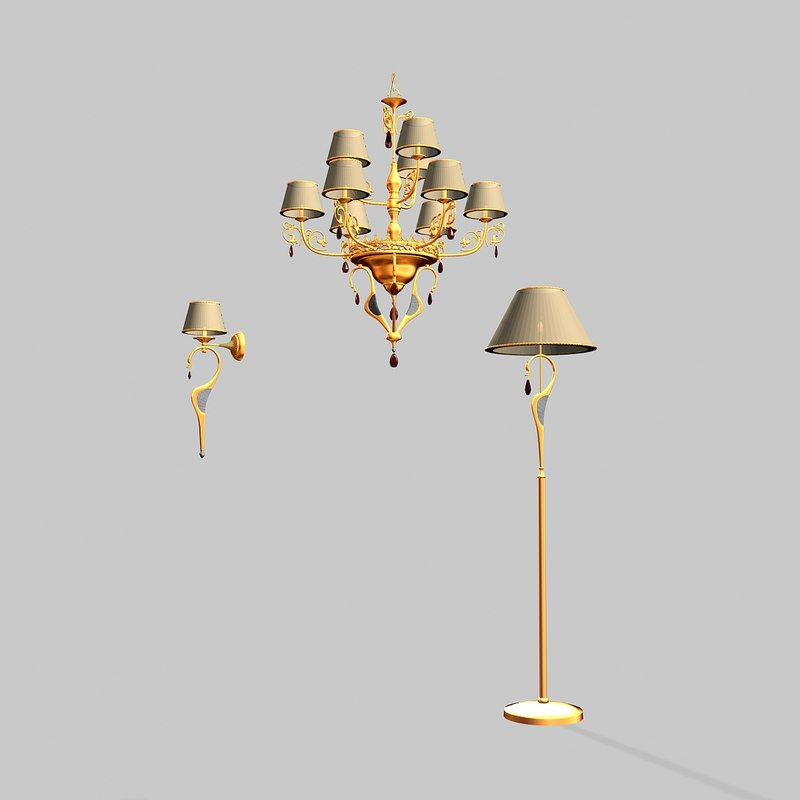 rafaeltormo lights wall lamp 3d max