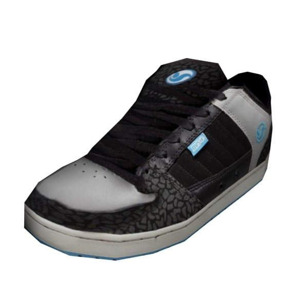 3ds max sneaker dvs