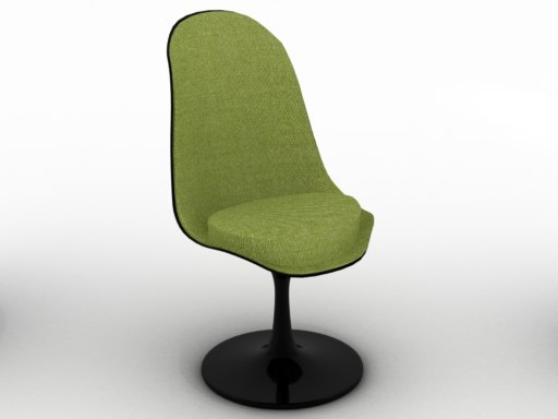 3d 3ds classic chair