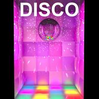 3d model disco ball