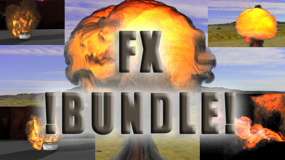 3d fumefx atom bomb fx