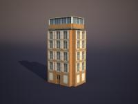 house apartment 3d 3ds