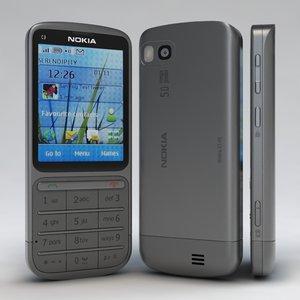 nokia c3-01 touch type lwo