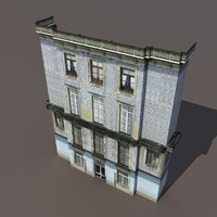 house apartment 3d max