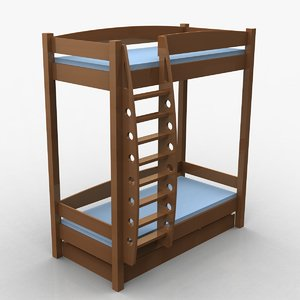 3ds bunk bed