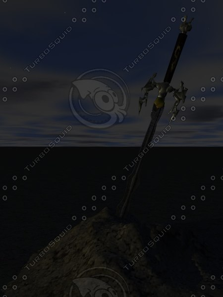 maya sword midieval