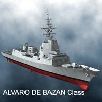 Alvaro de Bazan F101