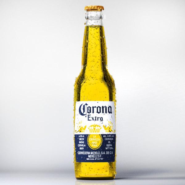 beer bottle Corona
