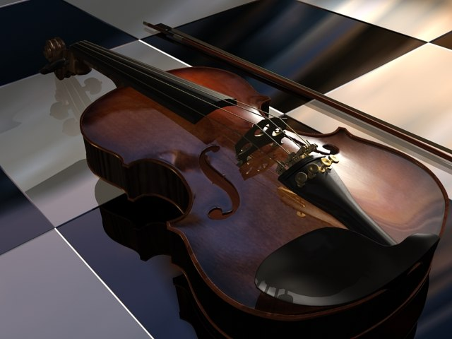 3ds violin