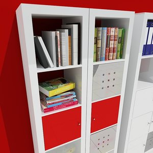 3ds max ikea expedit