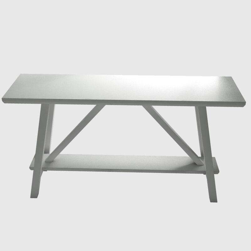 accent table 3d model
