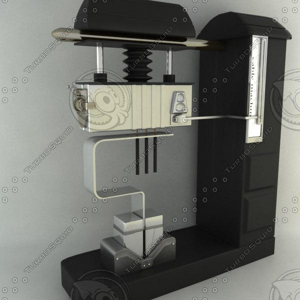 elongation machine 3d ma