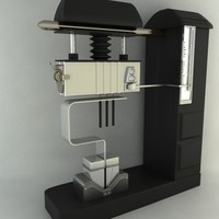 elongation machine 3d ma