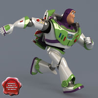 buzz lightyear pose 5 max