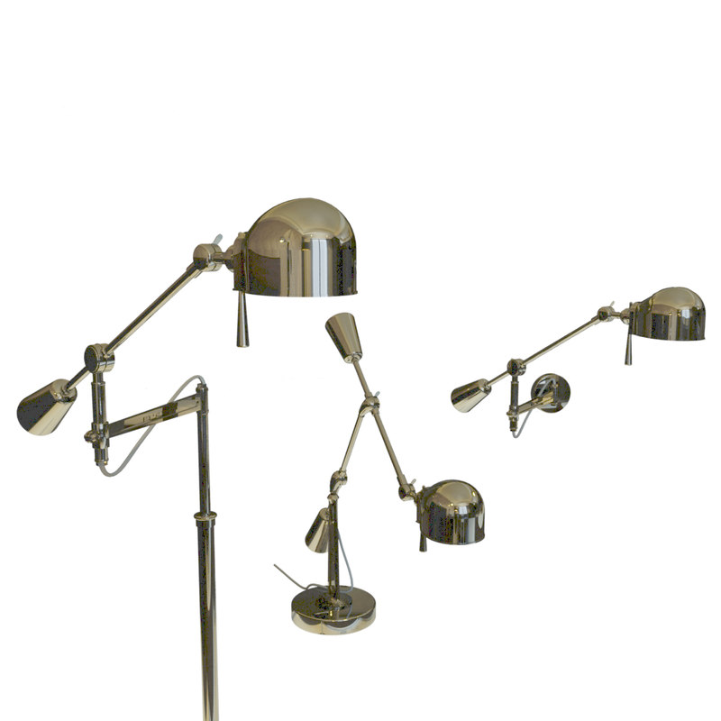 Arm floor lamp 3d model boom arm floor lamp 3d model mozeypictures Image collections