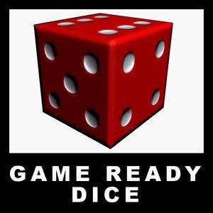 free max model dice ready