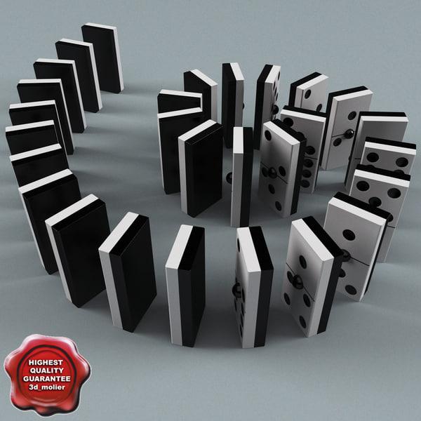 3ds max domino v5