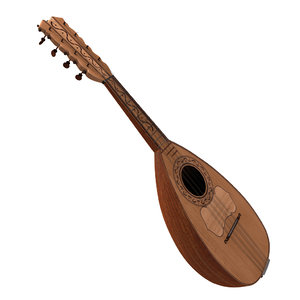 maya folk mandolino