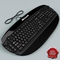 Microsoft Reclusa Keyboard