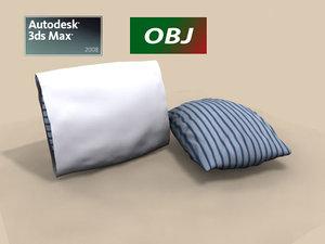 3ds max pillow case