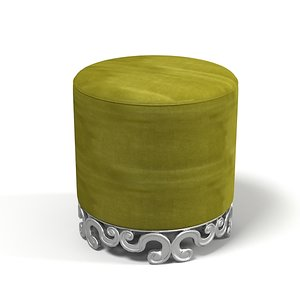 3ds pouf christopher guy